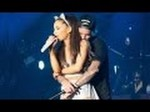 (VIDEO) Justin Bieber Gropes Ariana Grande During Performance at Ariana Grande's Concert
